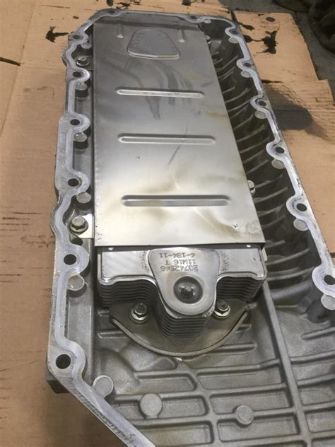 volvo  scr engine oil cooler payless truck parts