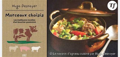 recette plat cuisiné recette de pâques le navarin d agneau cuisiné par hugo
