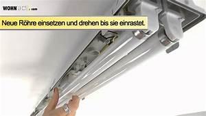 Starter Für Leuchtstoffröhre : gewusst wie leuchtstoffr hre starter austauschen youtube ~ A.2002-acura-tl-radio.info Haus und Dekorationen