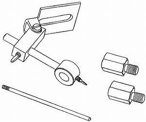Dial Indicator Adaptor Kit 91-83155