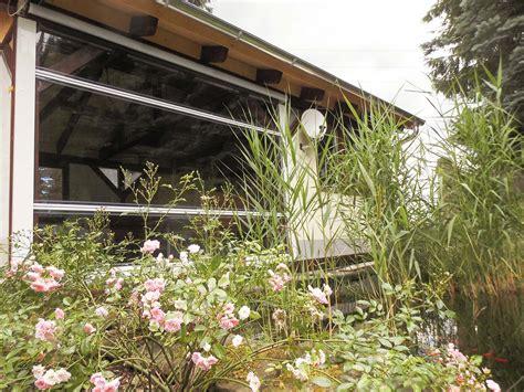 Windschutzrollos Für Die Terrasse by Outdoor Rollos Solarmatic Sonnenschutz Gmbh