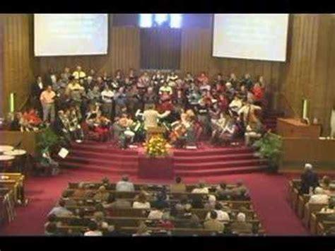 Pioneer Drive Baptist Church Sanctuary Choir and Orchestra ...
