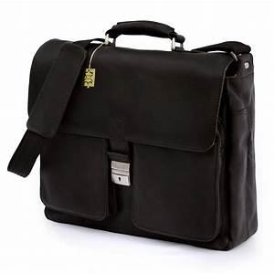 Clubsessel Leder Schwarz : elegante aktentasche laptoptasche 750 leder schwarz ~ Markanthonyermac.com Haus und Dekorationen