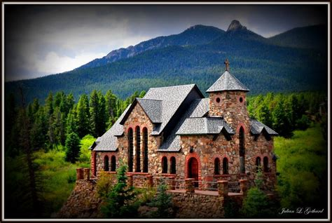 Chapel On The Rock Allenspark Co Colorado Pinterest