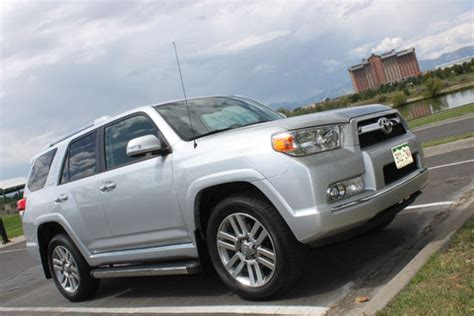 2013 toyota 4runner limited review still capable tundra headquarters
