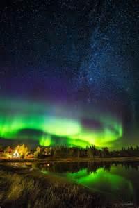 Yellowknife Canada Aurora Borealis