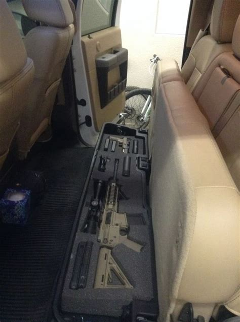 seat gun storageapplicable nfa rules apply