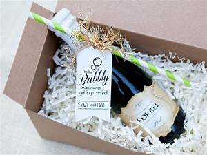 Wedding Save-the-Date and Engagement Announcement Ideas DIY