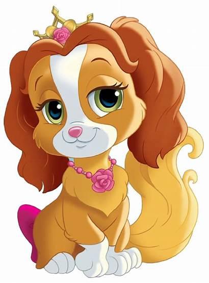 Pets Disney Clipart Palace Dog Wikia Princess
