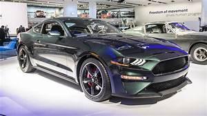 All-New 2019 Ford Mustang Bullitt Makes Its Global Debut At NAIAS 2018 - AutocarWeek.com