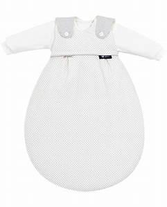 Alvi Schlafsack Baby : schlafsack baby m xchen outlast little dots grau alvi ~ Watch28wear.com Haus und Dekorationen