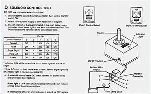 Western Plow Joystick Wiring Diagram