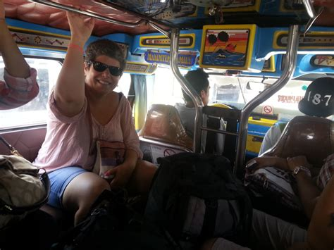 philippine jeepney inside landing in the philippines we took the red pill