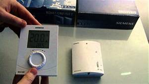 Siemens Rdh10rf  Set -hibaelh U00e1r U00edt U00e1s