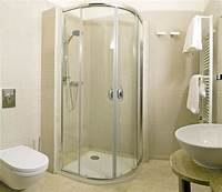 great small space corner shower Converting our half bath to a full and a corner stand up shower is great! | Home Hacks ...