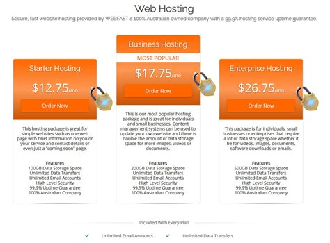 Best Website Hosting Best Website Hosting In Australia Affordable Secure 1300