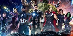 30+ Character Avengers: Infinity War Scene | Screen Rant