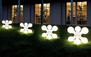 eclairage exterieur solaire que la lumiere soit With idee deco jardin contemporain 10 choisir une jardin zen miniature pour relaxer