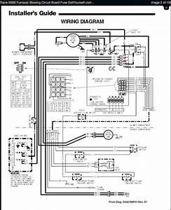 Intellipak Trane Wiring Schematics