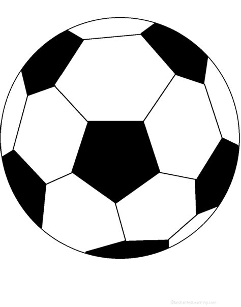 soccer ball outline    soccer ball