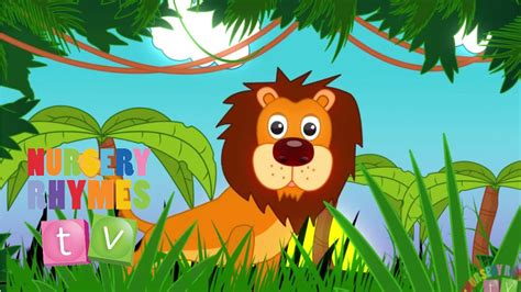 animals in the jungle nursery rhymes tv toddler 935   maxresdefault
