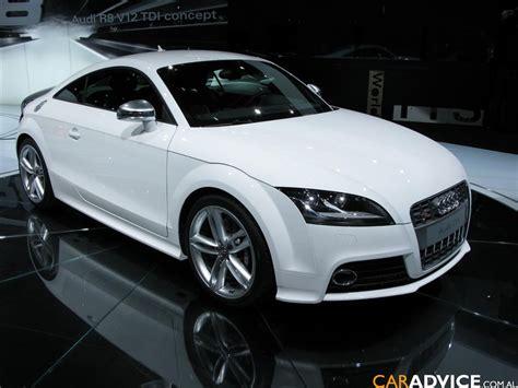 2008 Audi Tt  Information And Photos Momentcar