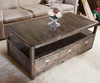 diy coffee table plans Ana White | Rhyan Coffee Table - DIY Projects