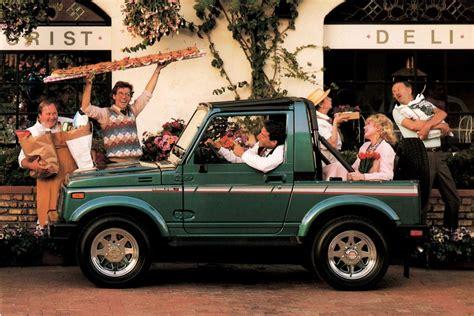 Suzuki Samurai Reliability by Lost Cars Of The 1980s Suzuki Samurai Hemmings Daily