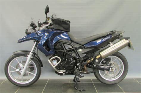 Bmw F 650 Gs (800cc) 2012