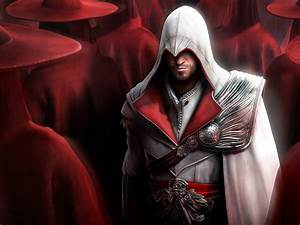 Assassins Creed Brotherhood Free Wallpaper Console
