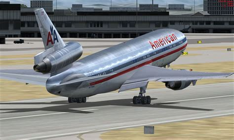 American Airlines Douglas DC-10-10 for FSX