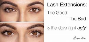 Eyelash Extension Pros & Cons: The Good, The Bad and the ...