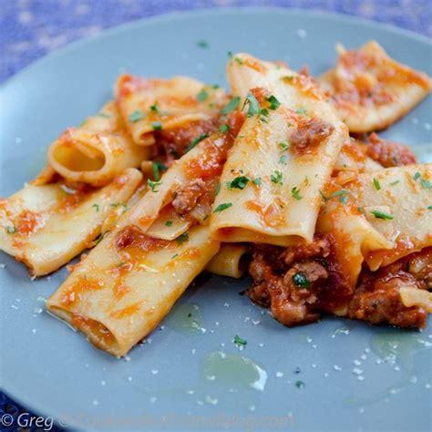 pate au saucisse italienne paccheri 224 la saucisse italienne cook n roll