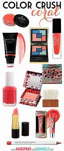Color Crush: Must Have Coral Beauty Products