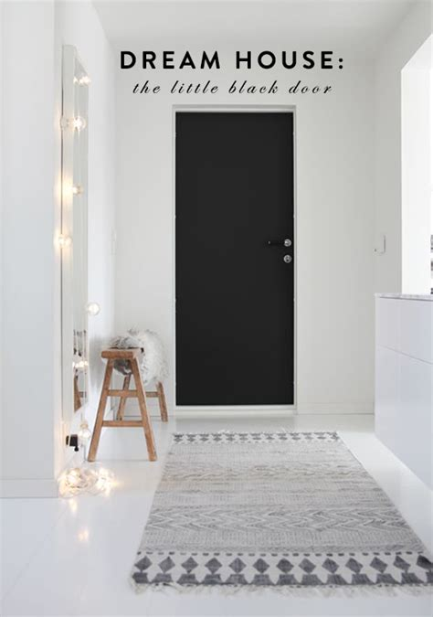 best paint for doors and house the black door sfgirlbybay