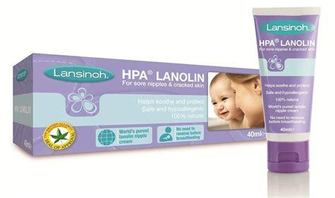 Review Lansinoh Hpa Lanolin Nipple Cream Mama Geek