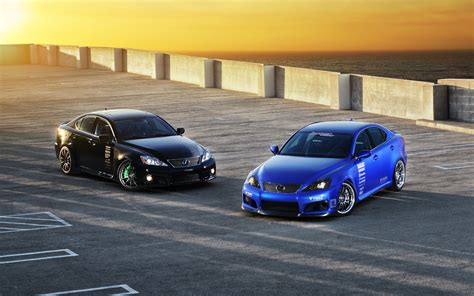 Lexus IS-F Tuning wallpapers and images - wallpapers ...