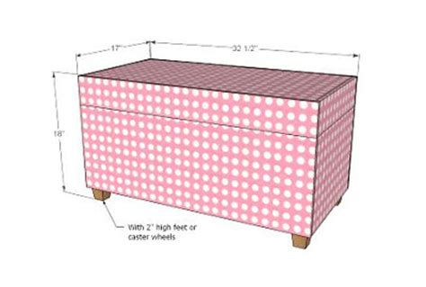 toy box plans boys  woodworking