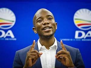 Maimane's Absurd Claim to Victory over South African Ethno ...
