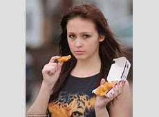 17YearOld Girl Lived on Chicken Nugget Diet for 15 Years