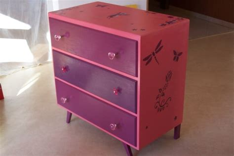 commode chambre fille commode pour fille