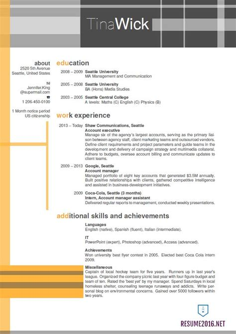 best resume format 2015 dock updated resume format 2016 updated structure