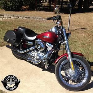 Dyna Low Rider : harley dyna low rider fxdl motorcycle saddlebags shock cutout armor ~ Medecine-chirurgie-esthetiques.com Avis de Voitures