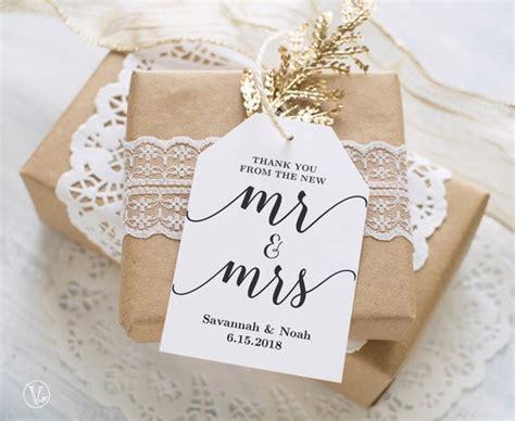 favor tags printable wedding favor tags template