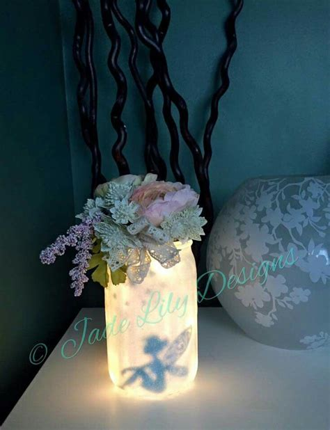 battery powered string lights michaels thank you i mod podged and glittered the outside of the