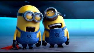 Minions laugh - YouTube  Laughing