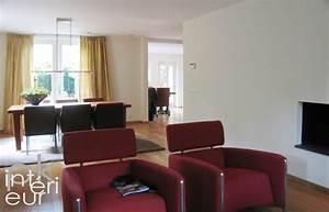 conception dinterieur pour renovation de rez de chaussee With renovation sejour salle a manger