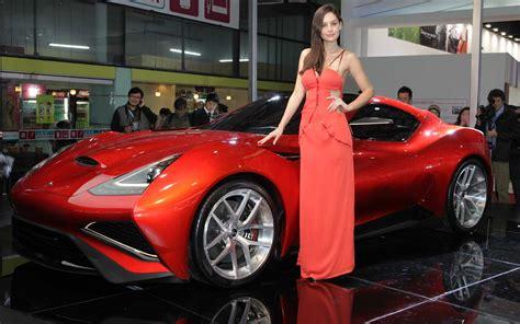 Hot Icona Vulcano Is A 900 Hp V 12 Hybrid 2018 Shanghai