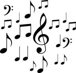 Treble Clef Music Notes Clip Art