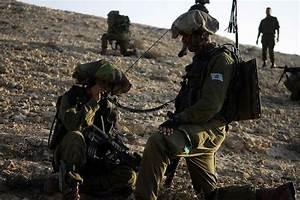 Israeli Army uses cellphones to send alert message against ...